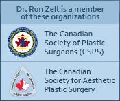 Dr Zelt est membre de ces organisations